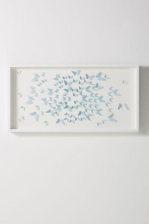 butterfly wall decor winky crafts.htm ombre blue butterflies wall art  ombre blue butterflies wall art