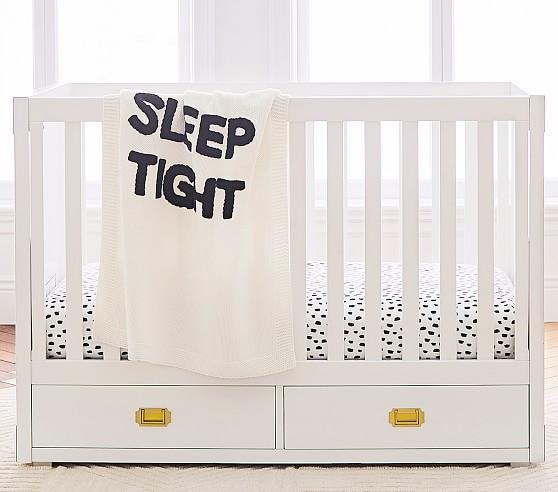 Darcy Fixed Gate 3 In 1 Crib Pottery Barn Kids