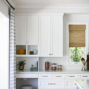 Satin Nickel Kitchen Cabinet Hardware Design Ideas
