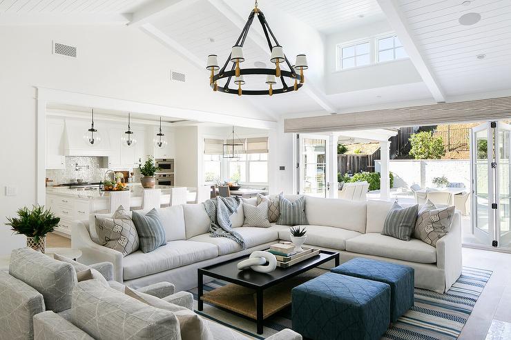 Transitional Living Room, Transitional Living Rooms