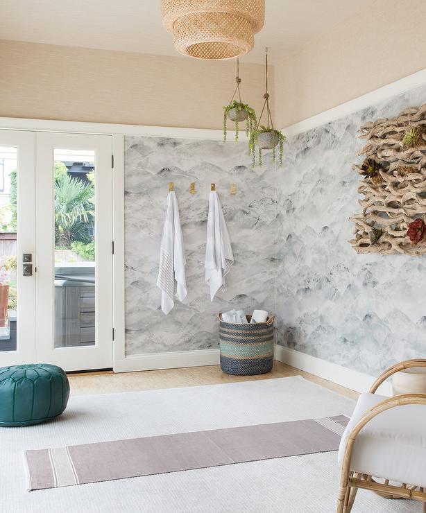 Basement Yoga Room Design Ideas