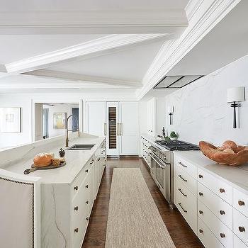 Off White Kitchen Cabinets Design Ideas