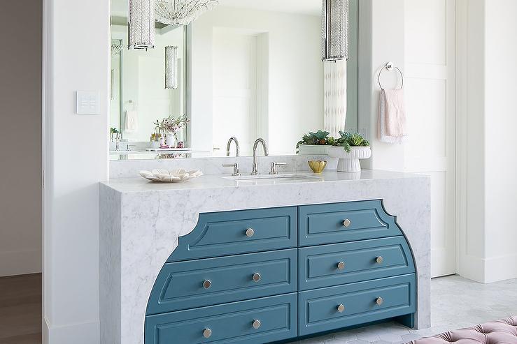 Mirror Mounted Bathroom Sconces Design Ideas