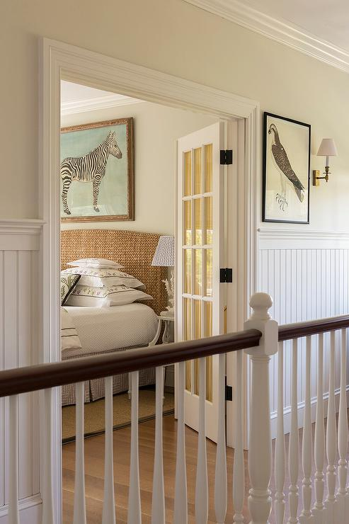 Bedroom French Doors Design Ideas