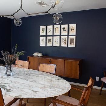Mid Century Modern Dining Table Design Ideas
