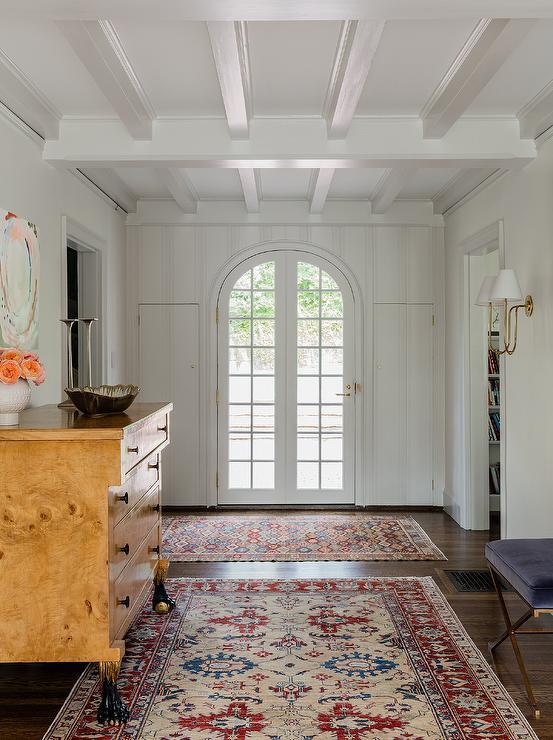 Blue Front Door Design Ideas