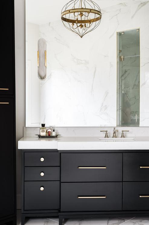 Frameless Beveled Bathroom Mirror, Vanity Mirror Frameless