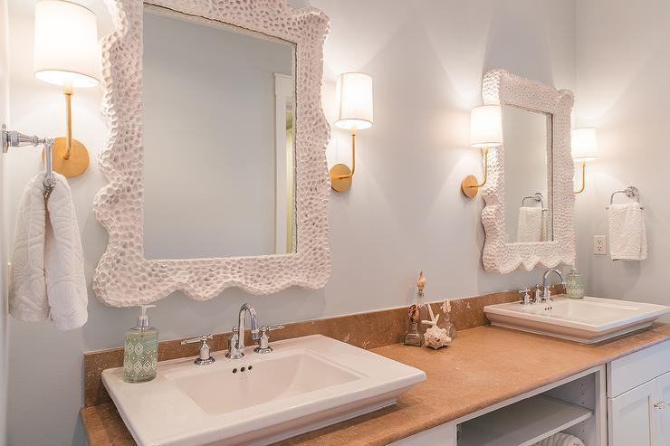 Overmount Bathroom Sink Design Ideas