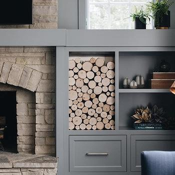 Fireplace Built Ins Design Ideas, Built In Cabinets Around Fireplace