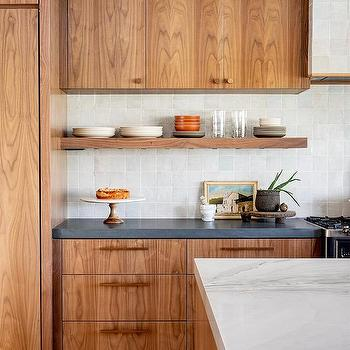 Mahogany Kitchen Cabinets Design Ideas